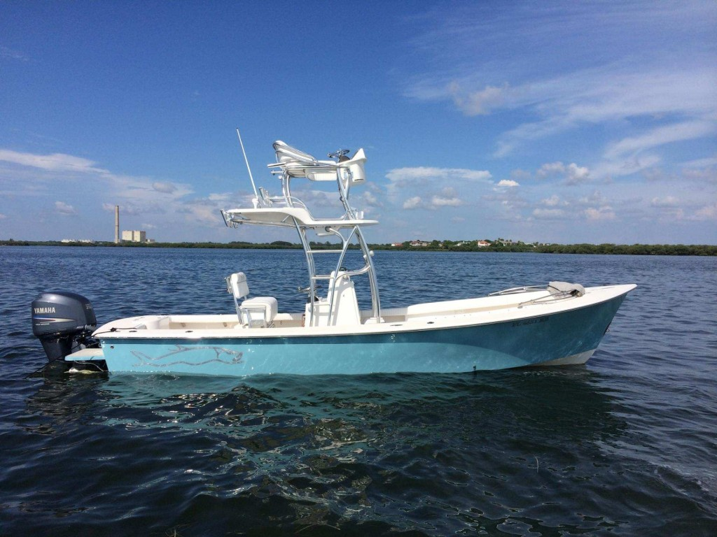 2010 Gause Built 26 - SOLD