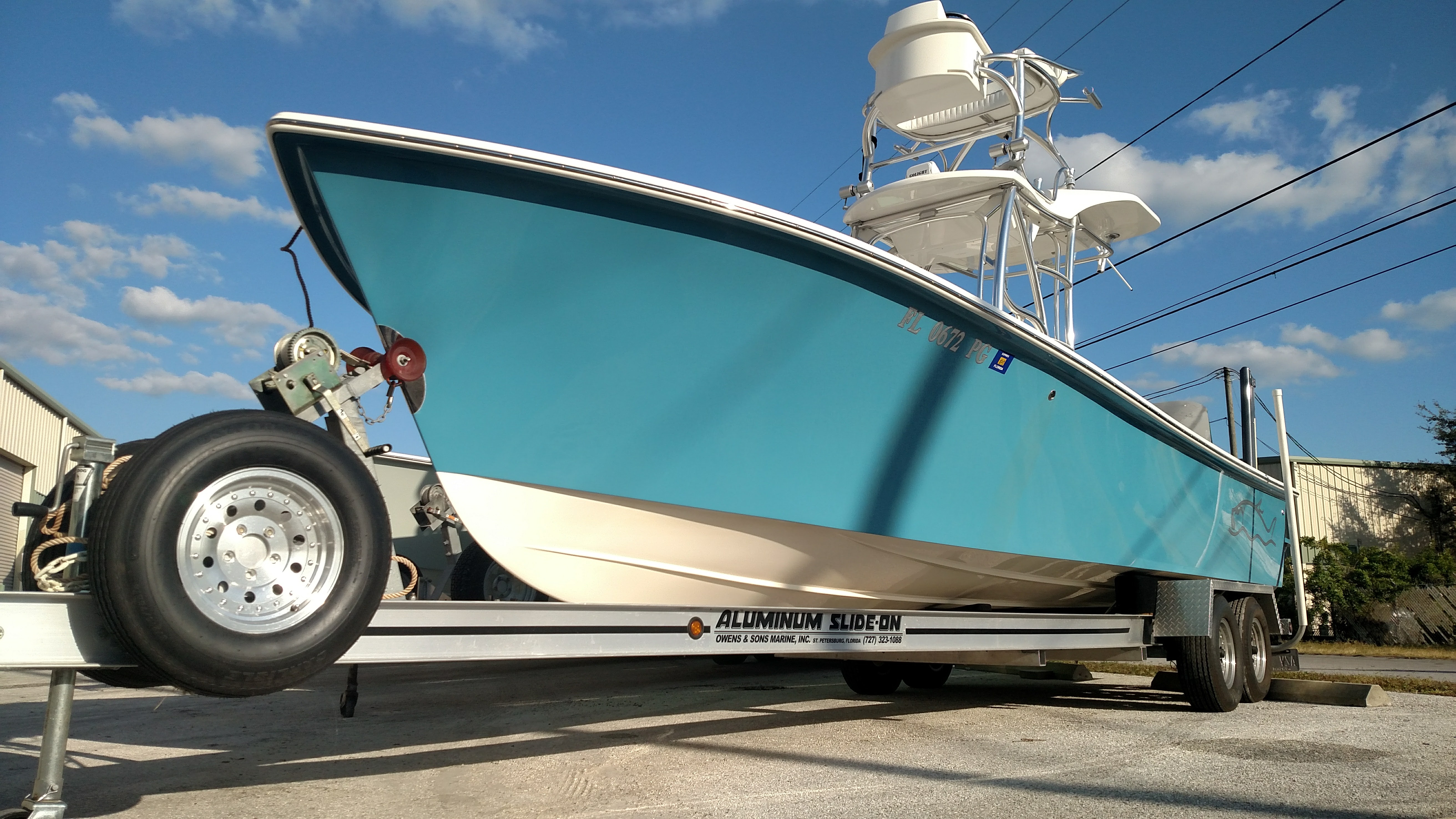 2014 Gause Built 26 - SOLD