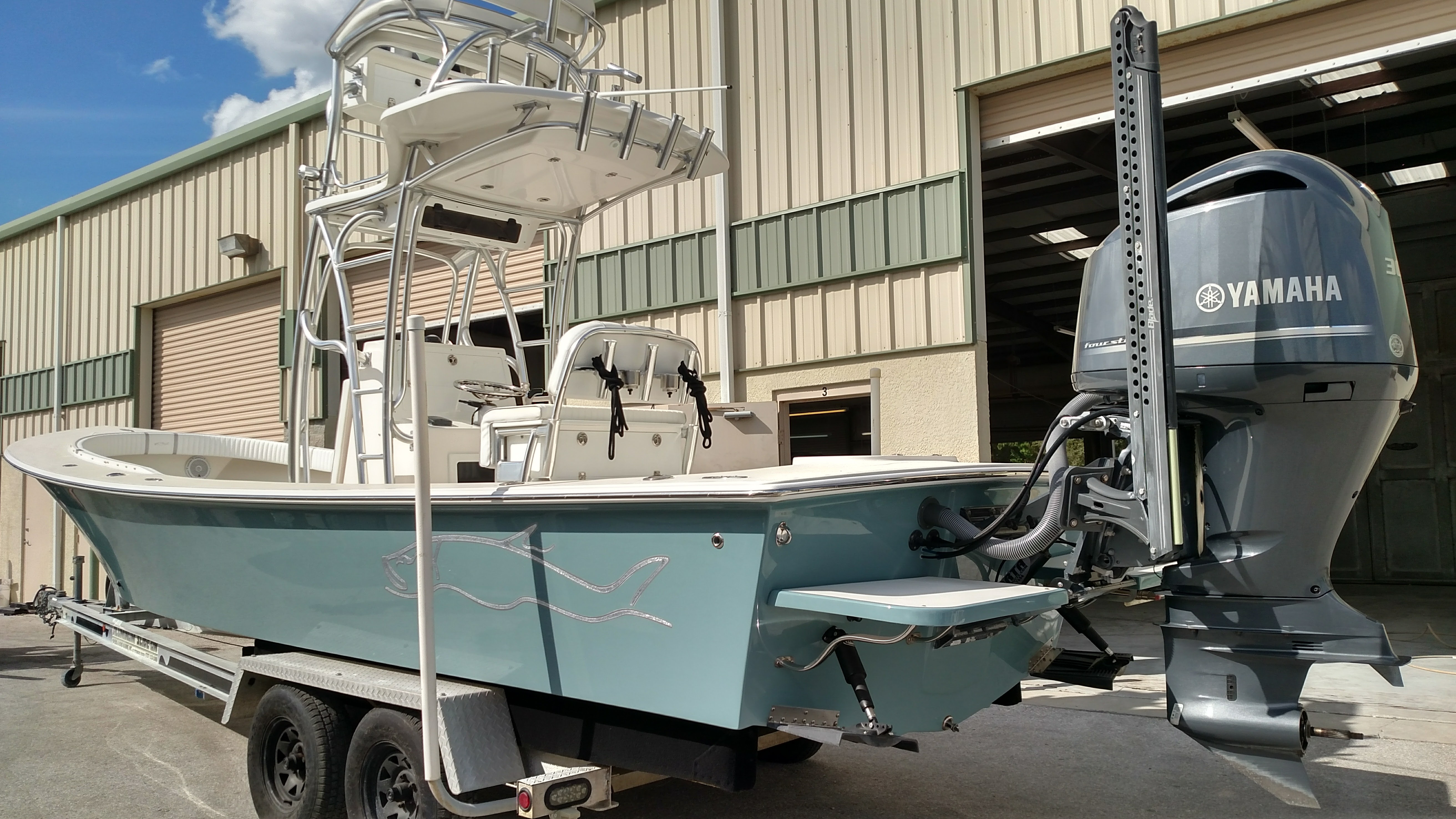 2008/2013 Gause Built 26 - SOLD