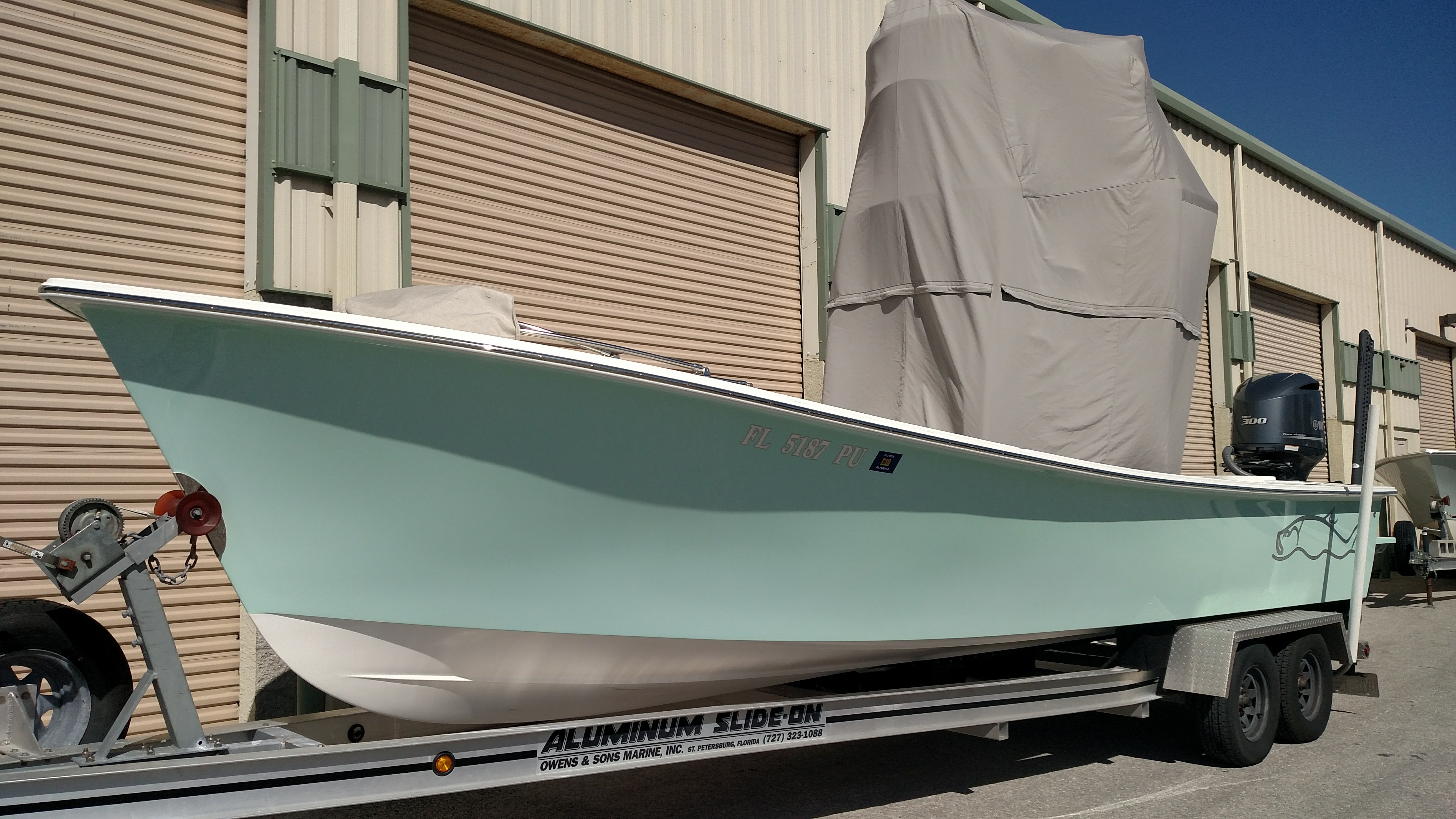2015 Gause Built 26 - SOLD