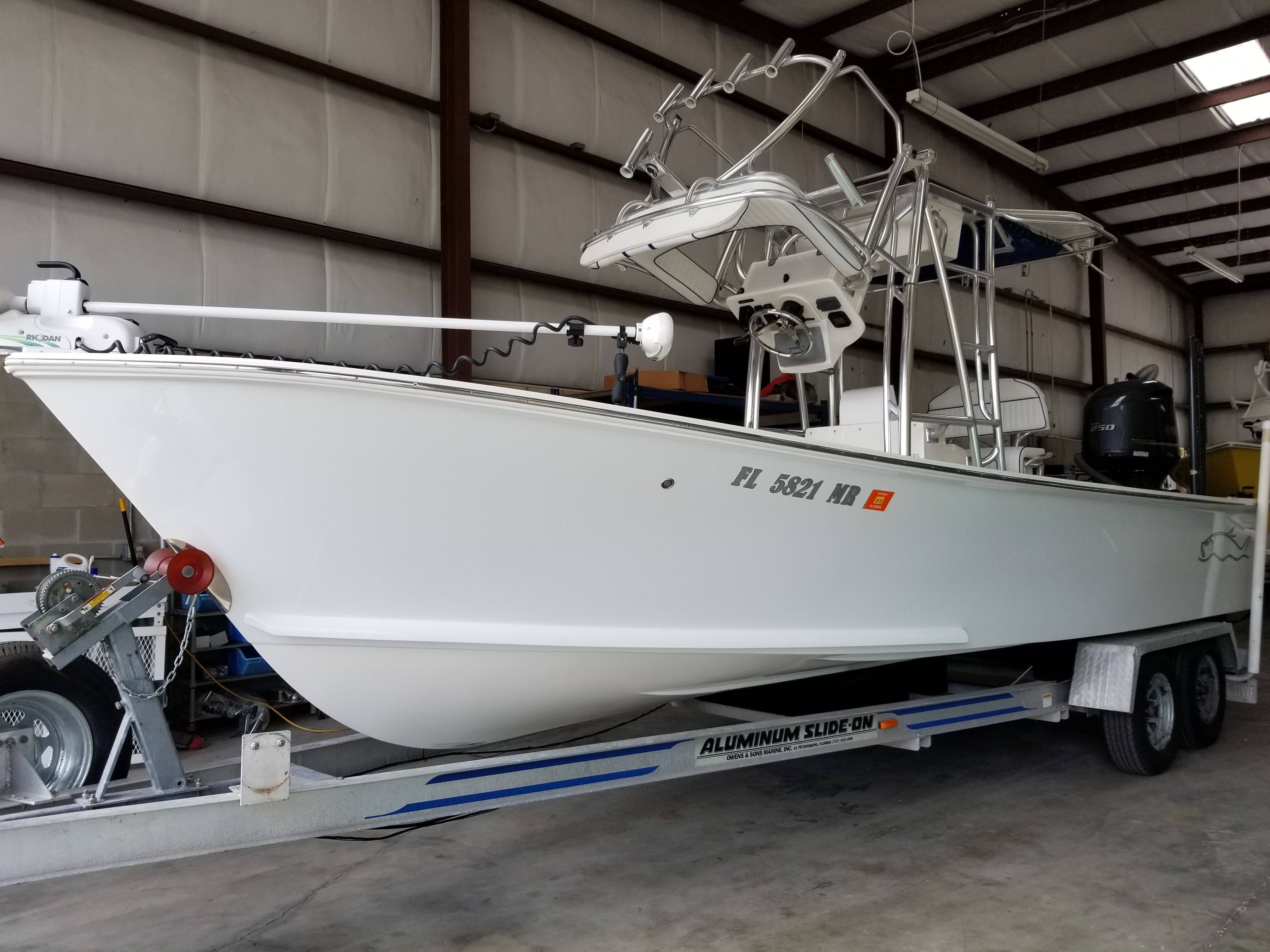2005/2014  Gause Built 23 - SOLD