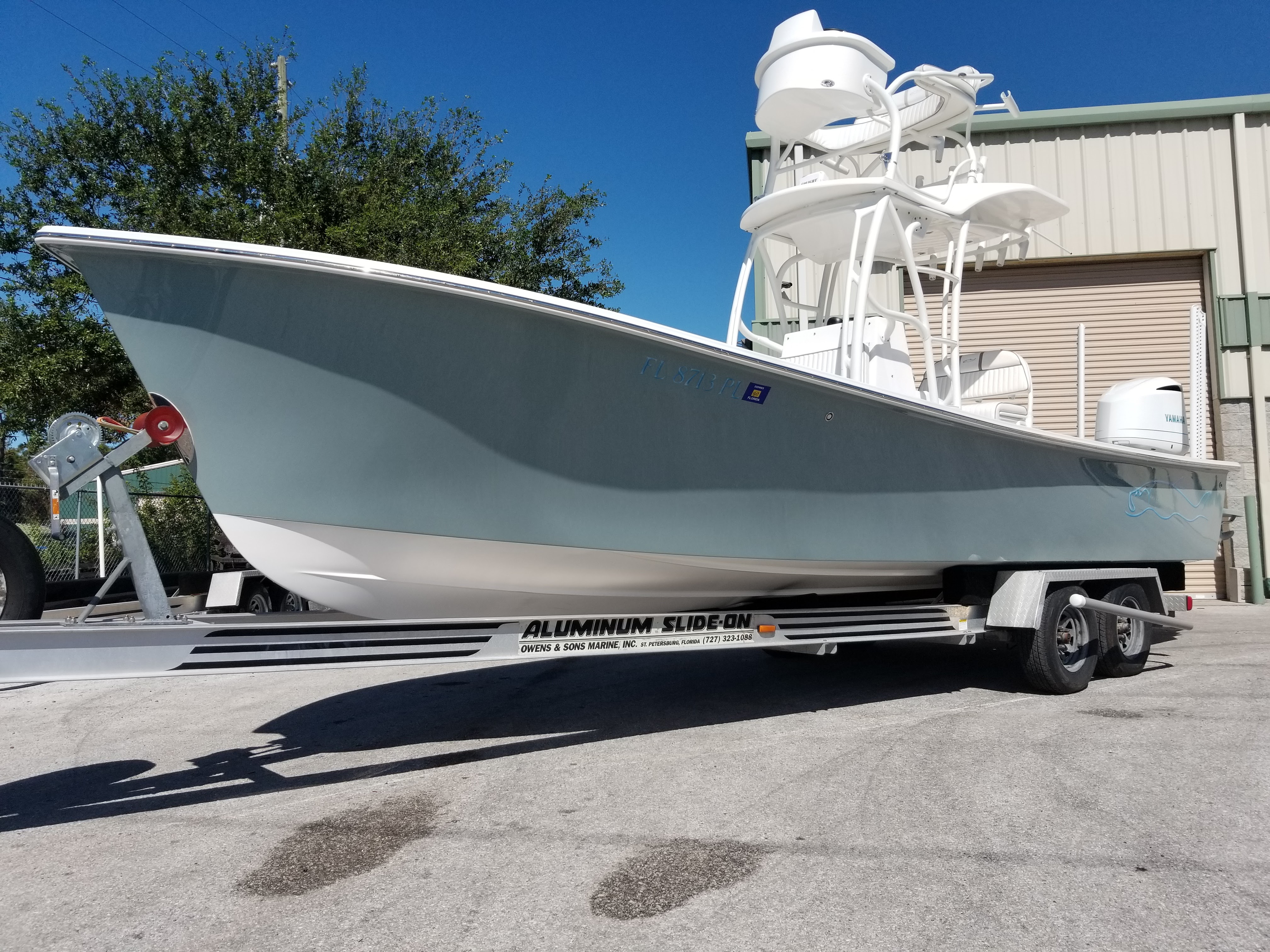 2013 Gause Built 26 - SOLD