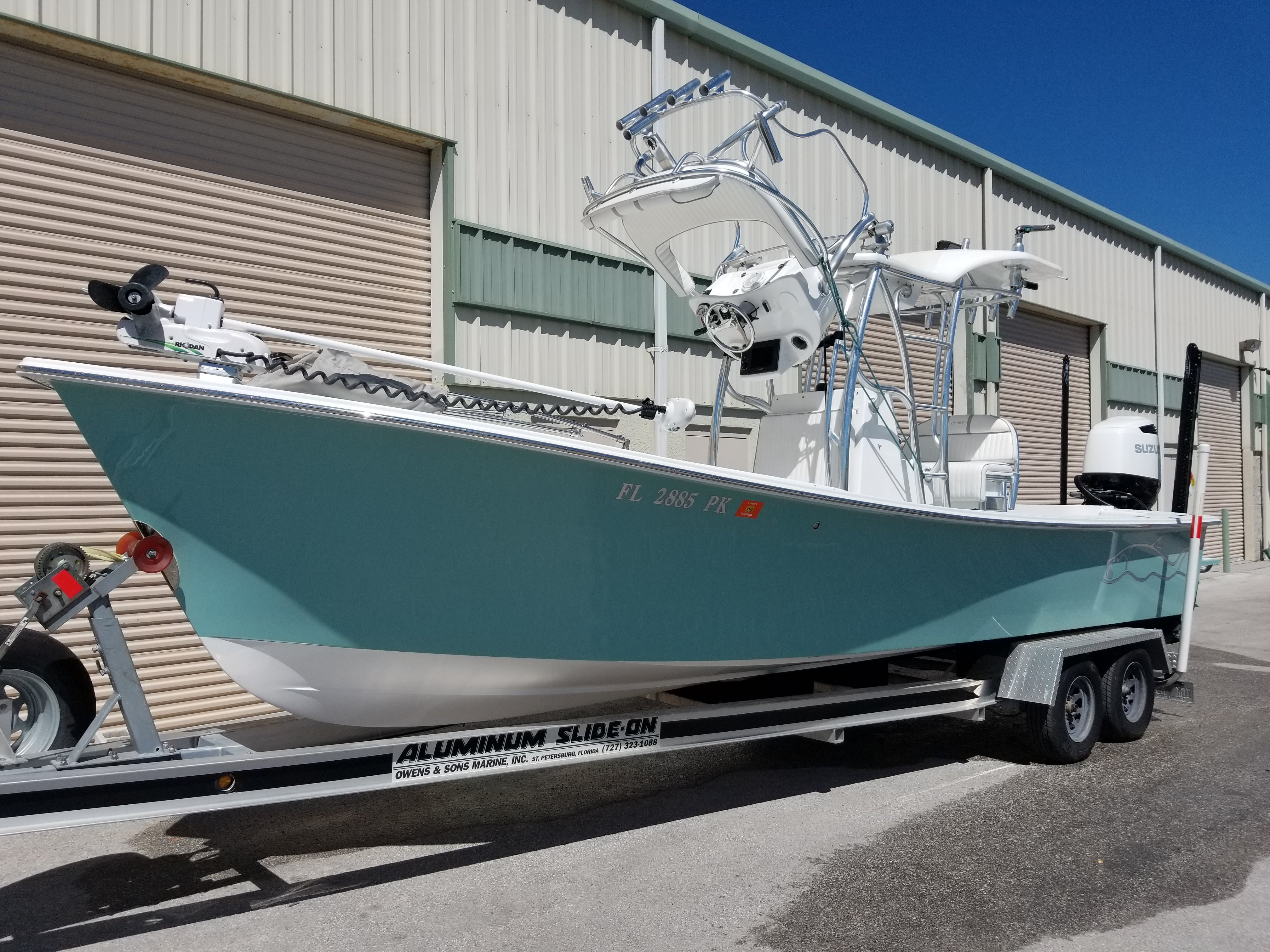 2013 Gause Built 26 - SOLD !!!