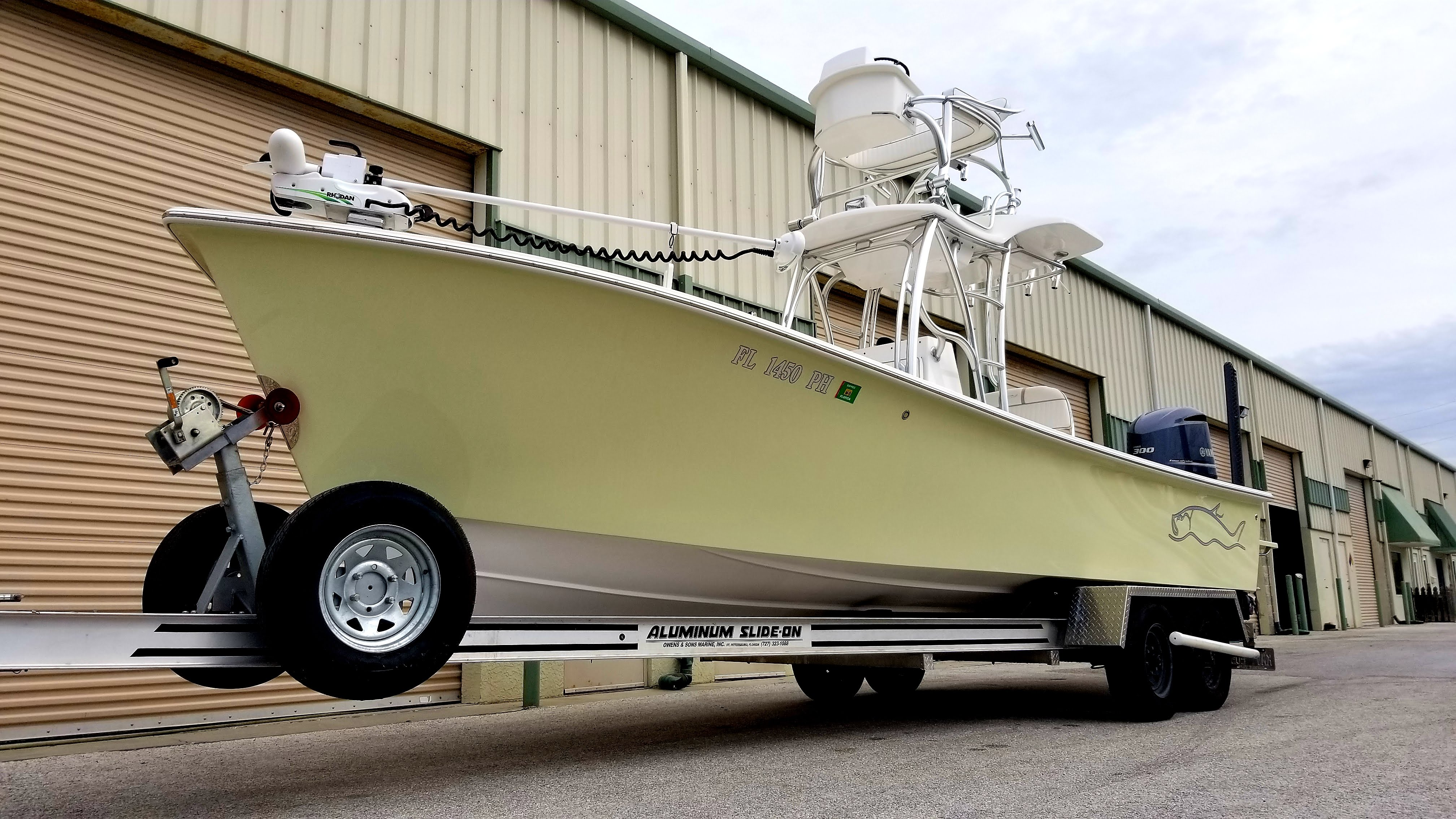 2012 Gause Built 26 - SOLD !