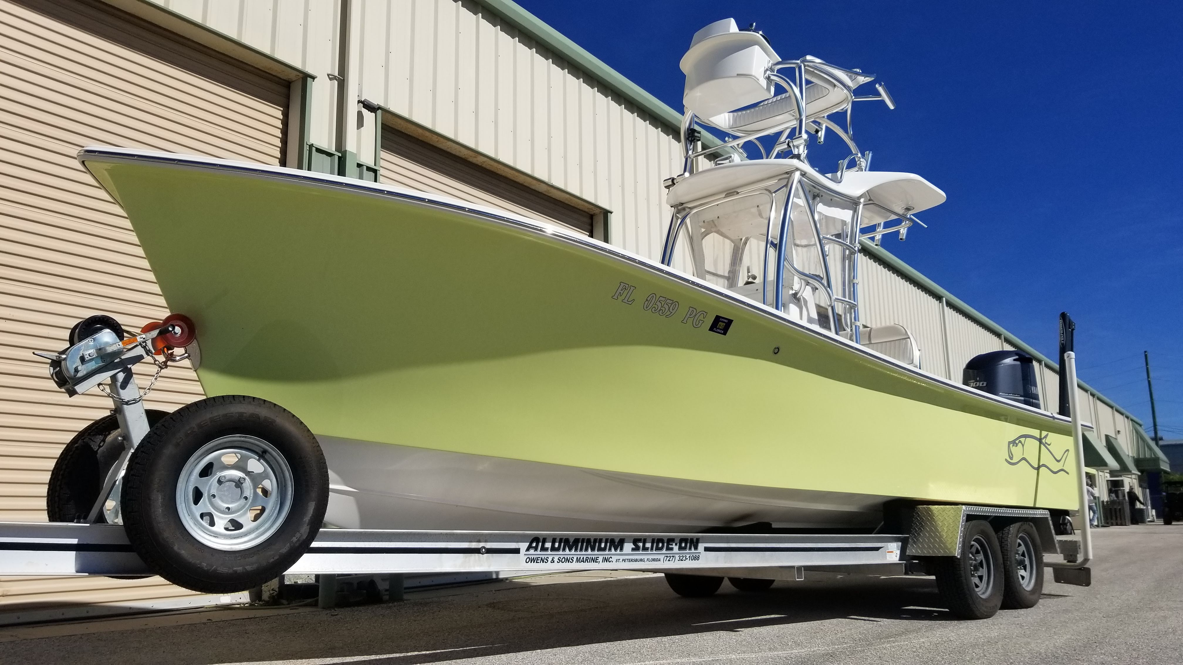 2012 Gause Built 26 - SOLD !!!