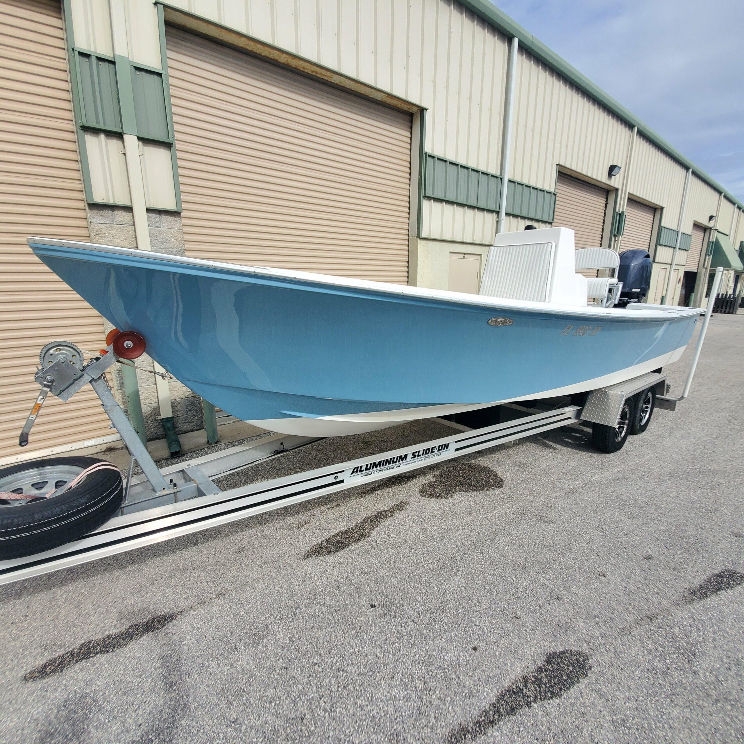 222 Aquasport Custom - SOLD!!!