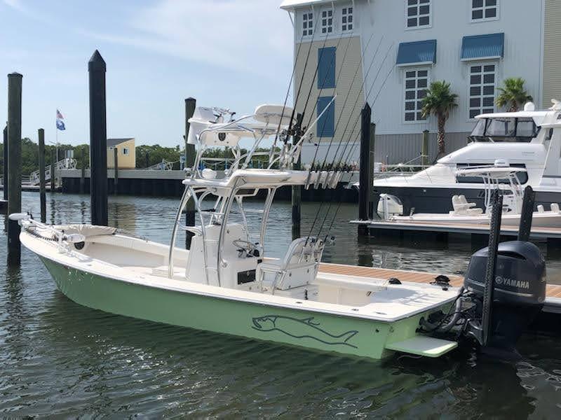 2012 Gause Built 26 - Sale Pending