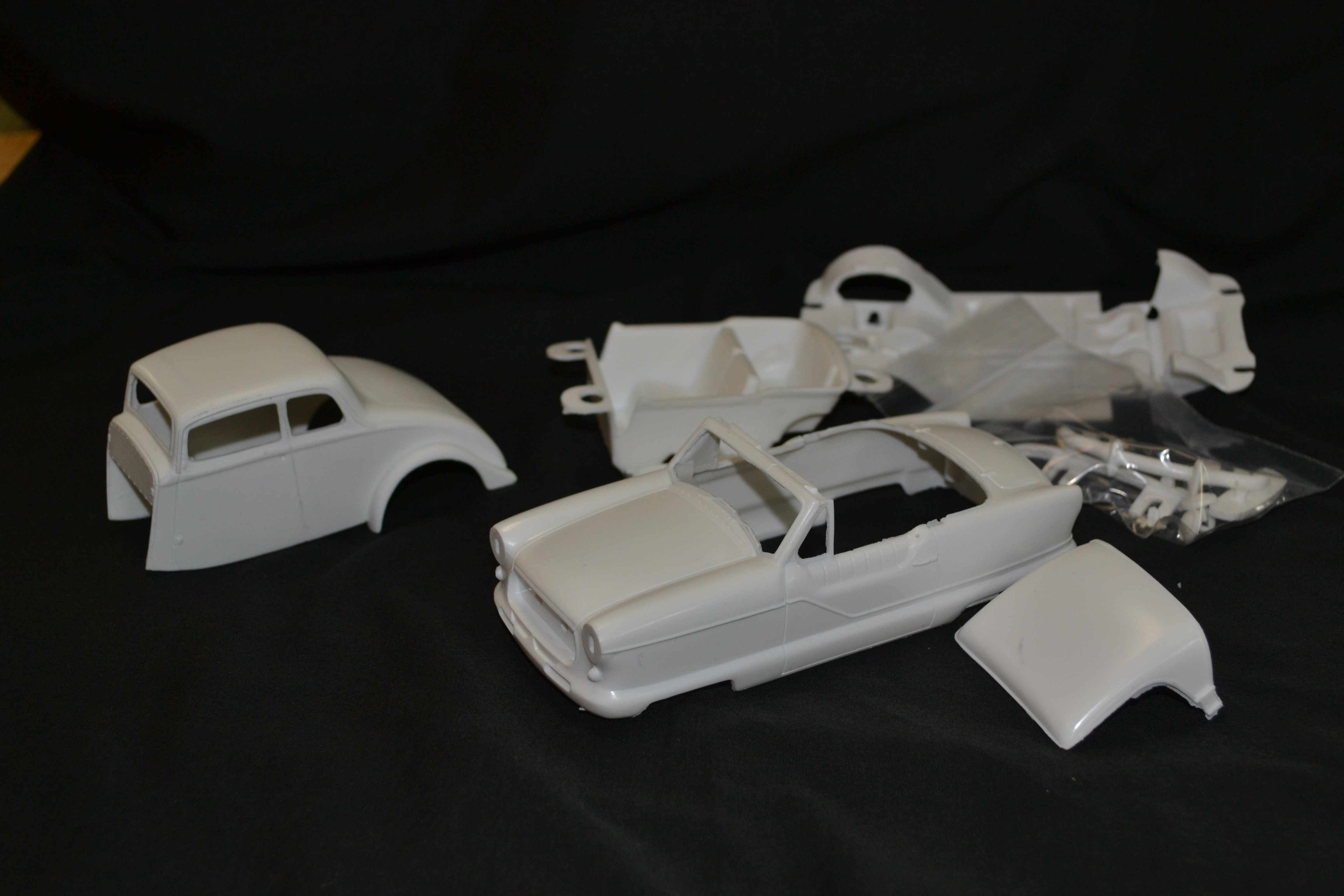 Altered States Nash Metro and 33 Stock top Willys Coupe