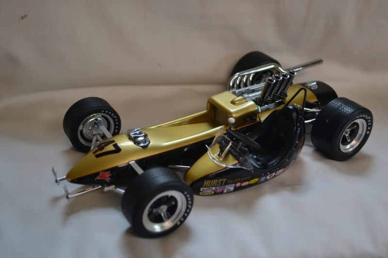 Replicarz 1/18 Smokey Yunick Indy 500 Side car