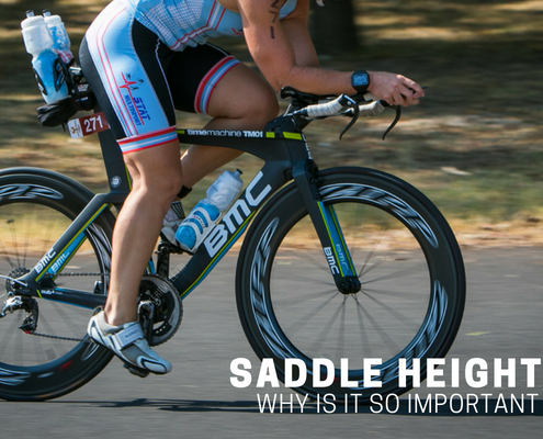 why check your saddle height - kerrville triathlon