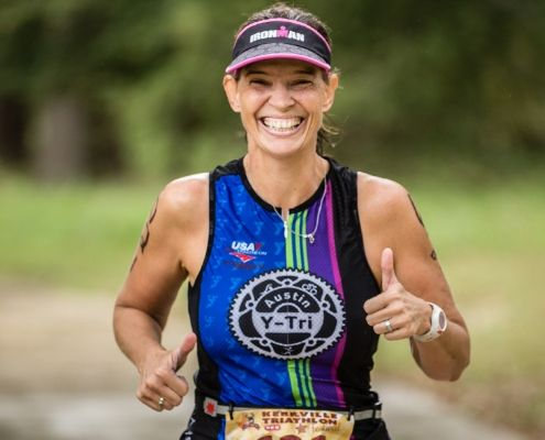 How to get your best race day photos at Kerrville Tri