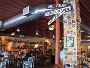Pecan Street Brewing 7 Places to Visit on Your Road Trip Between Austin and Kerrville