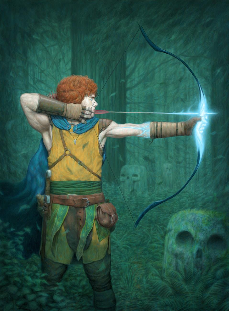 Dark Forest Archer