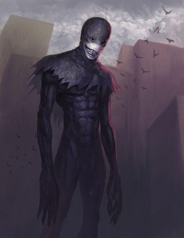 Mr. Raven
