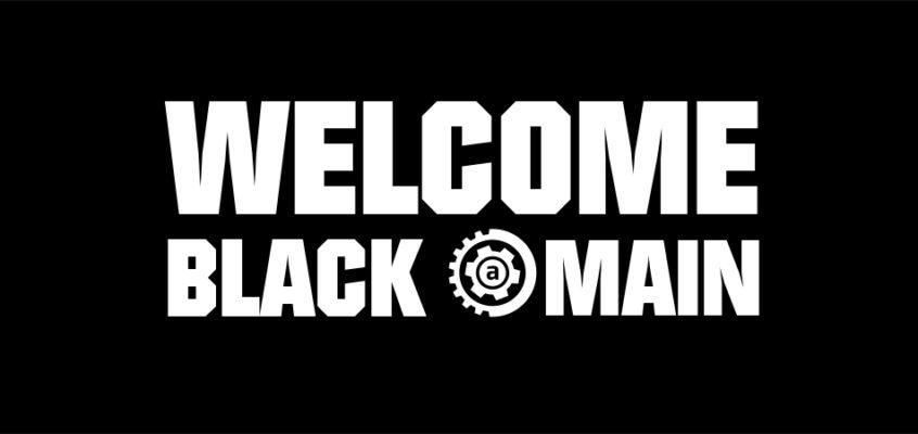 Welcome BLACK Amain
