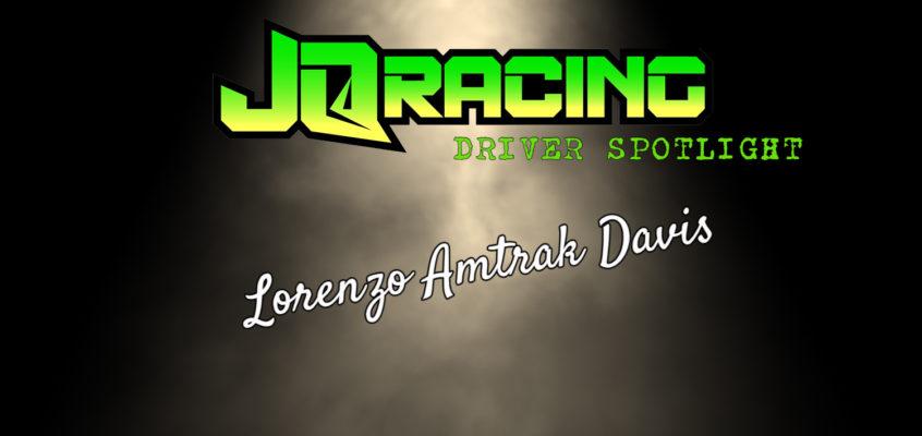 Driver Spotlight: Lorenzo Amtrak Davis