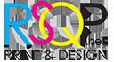 RSQP: Print & Design Logo