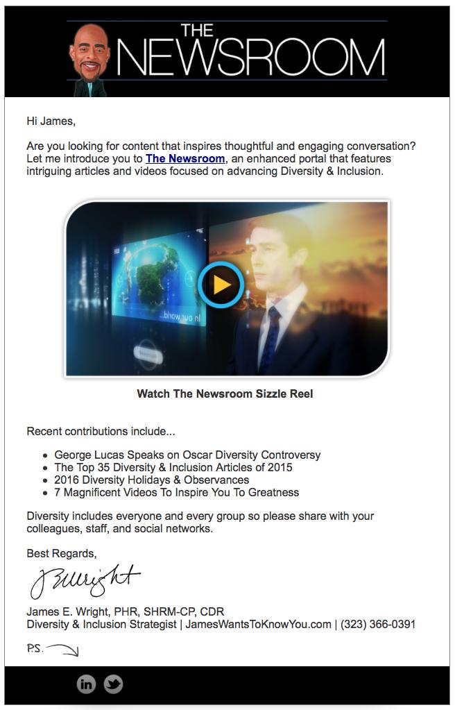 Introducing The Newsroom
