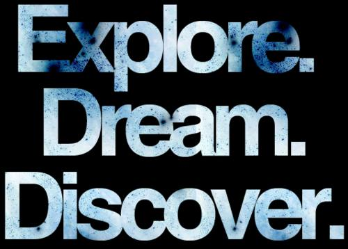 explore dream discover