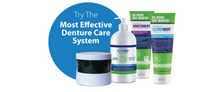 Effective Hygiene Products for Removable Prosthetics