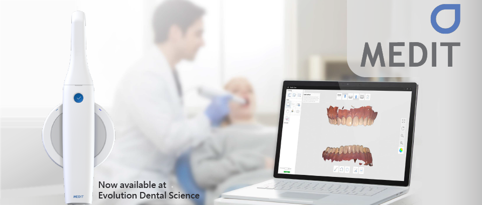 Medit i500 Intraoral Scanner | Now Available