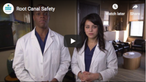 Root Canal Safety video