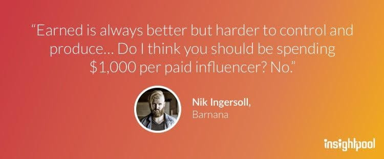 The State Of Social Influence in 2017 Via Insightpool