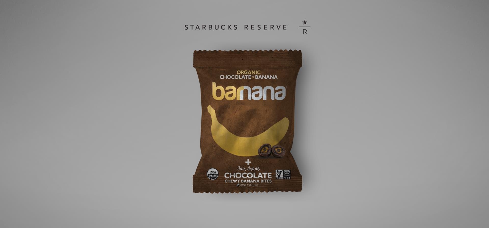 Barnana x Starbucks Reserve