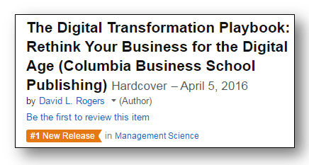 Amazon #1 New Release in Management Science