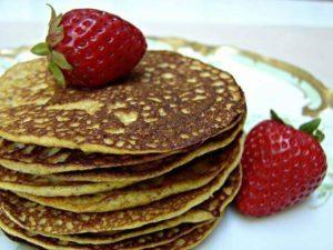 grain free pumpin pancakes picture