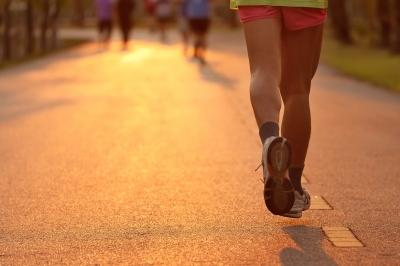 Running safe in the dark