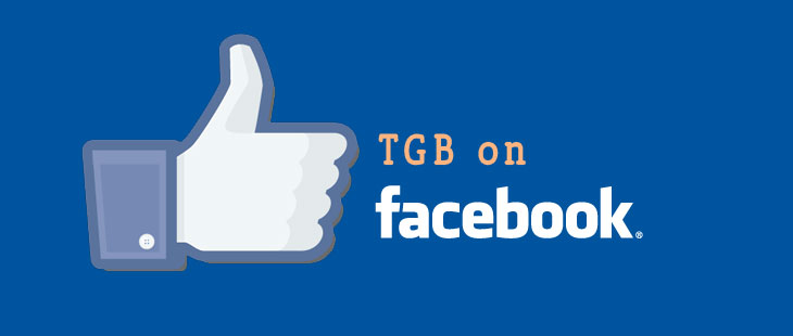 TGB Training is now on Facebook