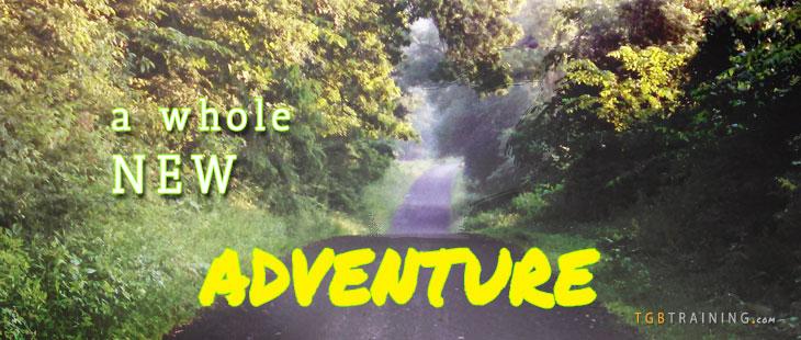 Whole New Adventure