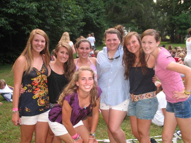 'Ghany Girls Senior Camp