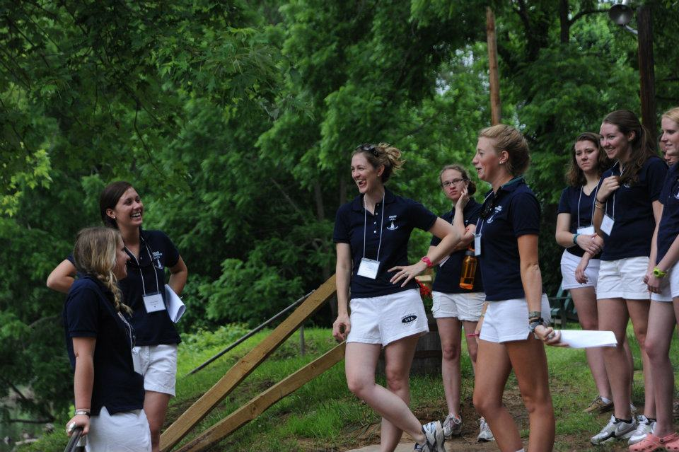 Camp Alleghany Staff