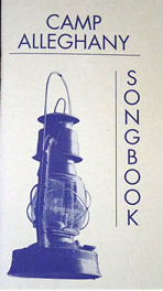 Camp Alleghany Songbook