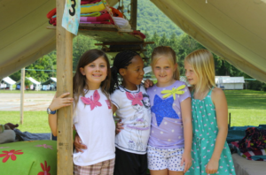 Mini Campers Camp Alleghany