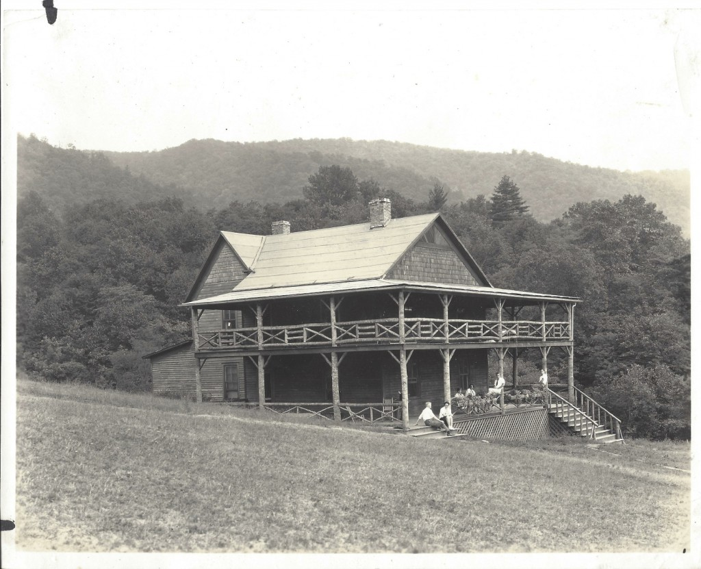 The Cottage at Camp Aleghany