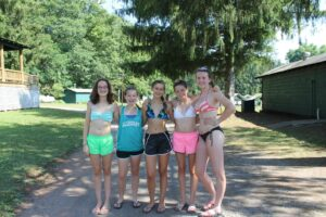 Camp Alleghany Campers