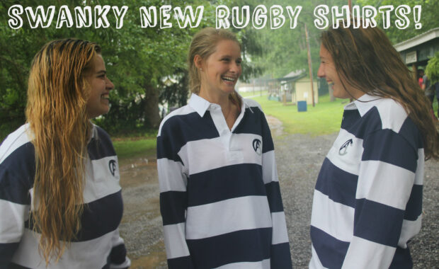 Camp Alleghany Rugby Shirts