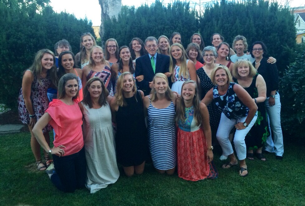 Ten year Camp Alleghany attendees 2015