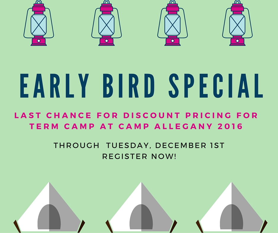 Early Bird Special