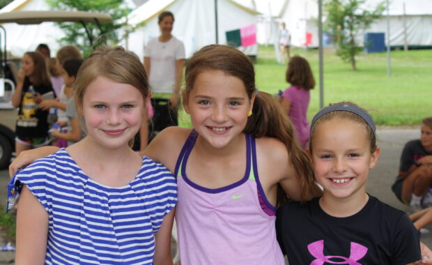 Camp Alleghany Mini Campers