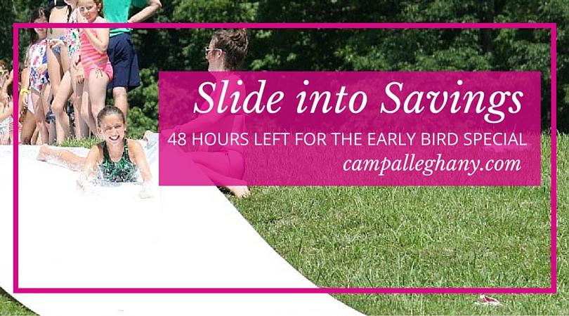 Slide into Savings