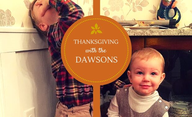 Thanksgiving with the Dawsons