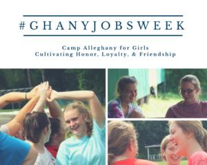 Camp Counselor Jobs