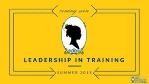 Camp Alleghany Leadership In Training