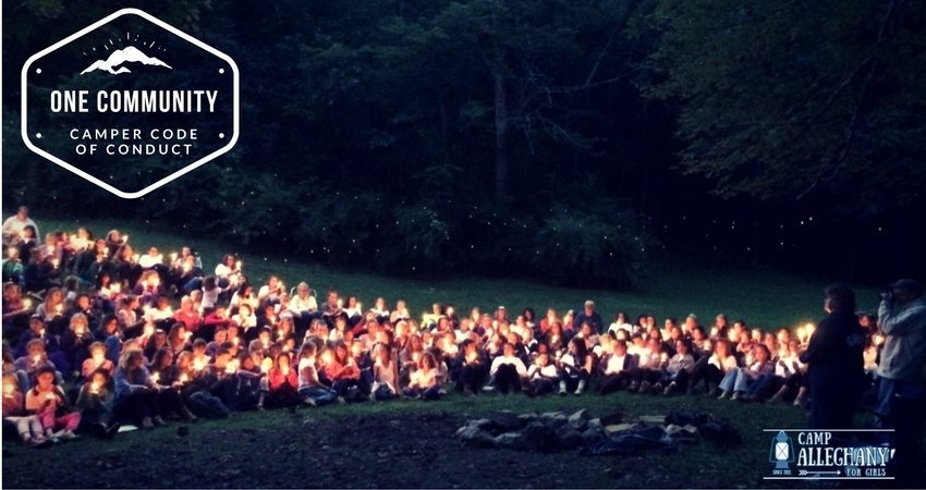 Camp Alleghany for Girls Camper Code of Conduct