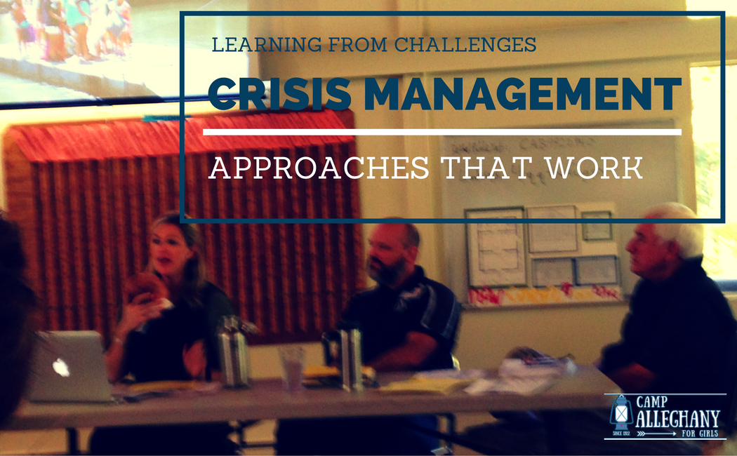 Crisis Management Camp Conference