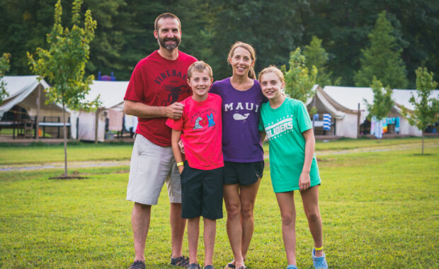 Family Programs: Parents Join In the Fun